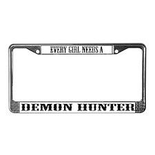 Unique Psychic medium License Plate Frame