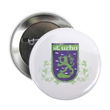 "St. Urho Coat of Arms 2.25"" Button (100 pack)"