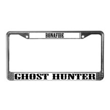 Unique Hunter License Plate Frame