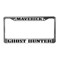Maverick License Plate Frame