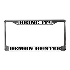 Cute Medium License Plate Frame