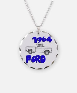 1964 Ford Truck Necklace