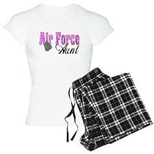 Air Force Aunt Pajamas