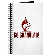 Go Granular! Journal