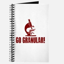 Go Granular! Journal