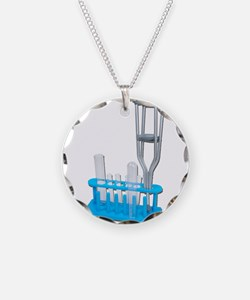 Dependent on Chemicals Necklace
