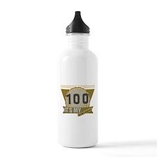 100th Birthday Water Bottle