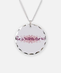 Worth the Wait Necklace
