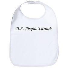 Vintage U.S. Virgin Islands Bib
