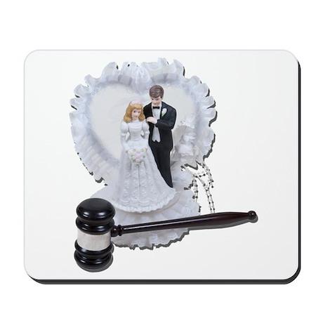 Family Law Mousepad