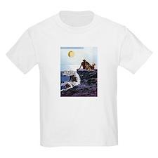Rottweiler Mix Kids T-Shirt