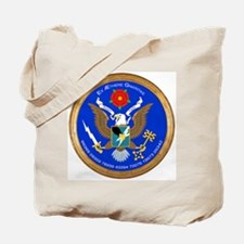 The Great Army SIGINT Seal Tote Bag