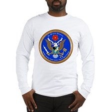 The Great Army SIGINT Seal Long Sleeve T-Shirt