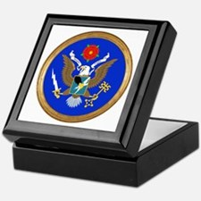 The Great Army SIGINT Seal Keepsake Box