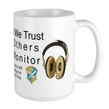The Great Army SIGINT Seal Mug