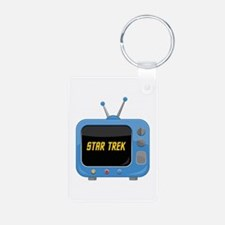 Star trek TV Keychains