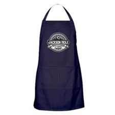 Jackson Hole Grey Apron (dark)