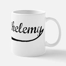 Vintage St. Barthelemy Mug