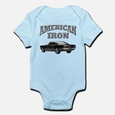 American Iron - Mustang Infant Bodysuit