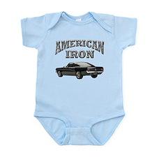 American Iron - Mustang Onesie
