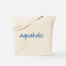 aquaholic - 1 Tote Bag