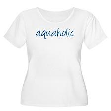 aquaholic - 1 T-Shirt