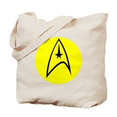 Command Insignia Tote Bag
