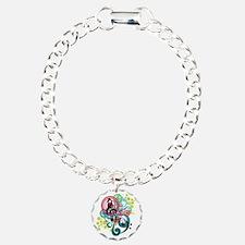 Music Swirl Bracelet