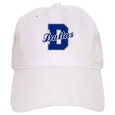 Dallas Letter Baseball Cap