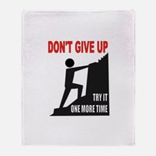 YOU CAN DO IT Throw Blanket