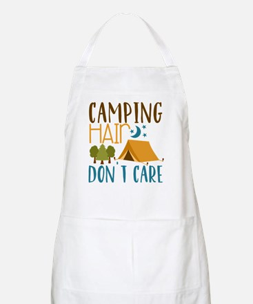 Camping Hair Don't Care Light Apron