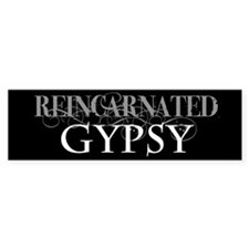 gypsy2 Bumper Bumper Sticker