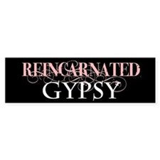 gypsy1 Bumper Bumper Sticker