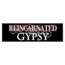 gypsy1 Bumper Car Sticker