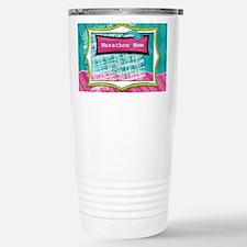Marathon Mom Travel Mug