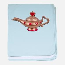 Genie Lamp baby blanket