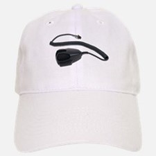 Hand Microphone Cable Baseball Baseball Cap