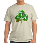 Kiss Me I'm Irish Light T-Shirt