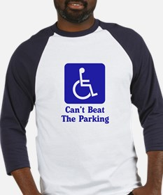 Can't Beat the Parking Baseball Jersey