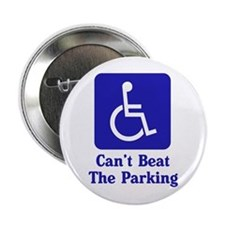 Can't Beat the Parking Button