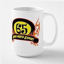 65th Birthday Mug
