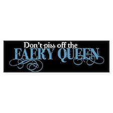 Faery Queen Bumper Bumper Sticker