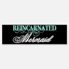reinc mermaid Bumper Bumper Bumper Sticker