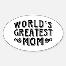 World's Greatest Mom Decal