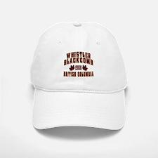 Whistler Old Style Crimson Baseball Baseball Cap