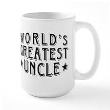 World's Greatest Uncle Mug