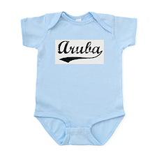 Vintage Aruba Infant Creeper