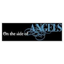 Angels Bumper Bumper Sticker
