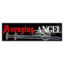 Avenging Angel Bumper Bumper Sticker