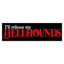 Hellhounds Bumper Bumper Sticker